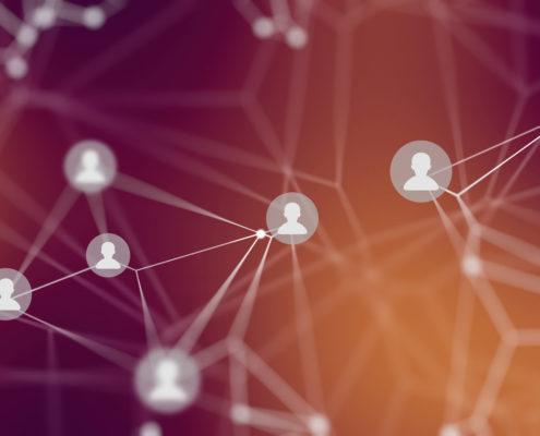 crear una red social