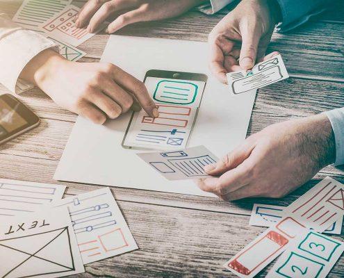 Creación de Redes Sociales