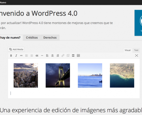 wordpress-4-0-version